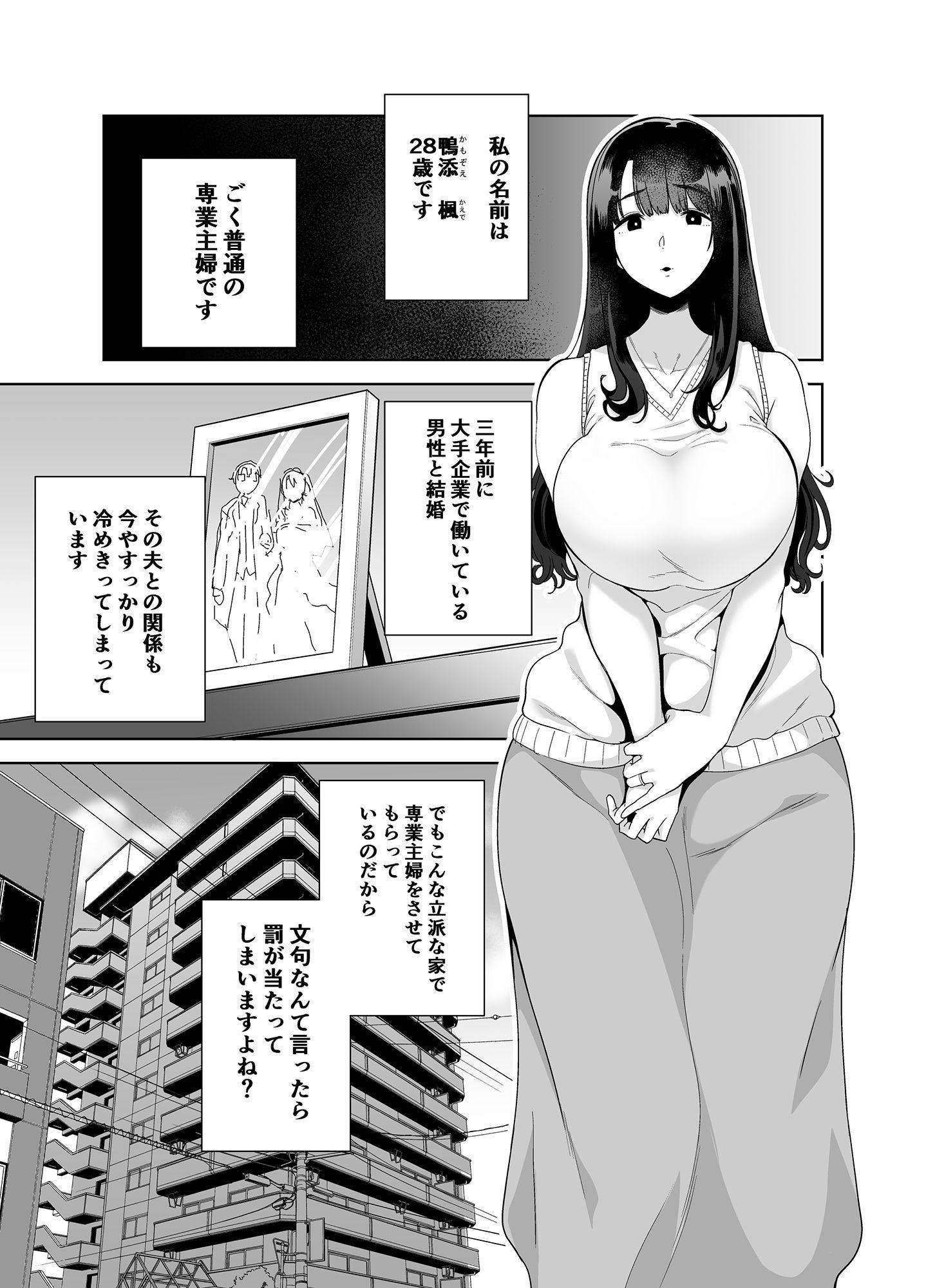 ワイルド式日本人妻の寝取り方 其ノ一【同人エロ漫画】DOLL PLAY1