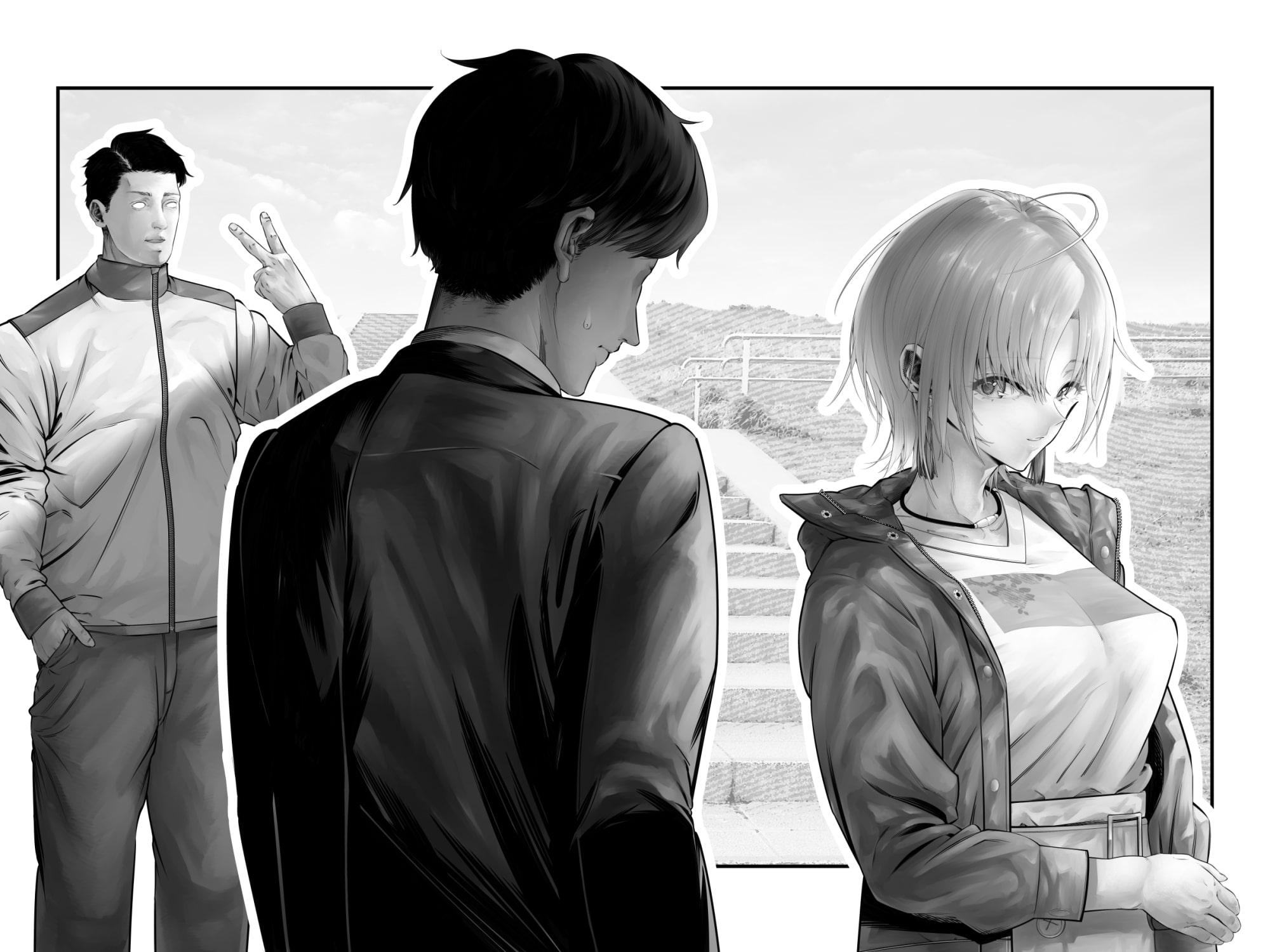 -浅▲透-身代わり強制メス媚び【同人エロ漫画】(つちくだマテリアル)3