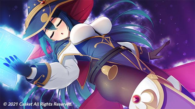 リンカーベル・アカデミア~落第魔女とヒミツの儀式~【アダルトゲーム】(Casket)1