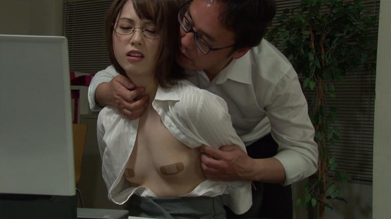 上司に乳首ハラスメントされ続け、早漏イクイク敏感体質に仕込まれた女子社員 堀北わん2